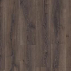 Panele podłogowe Majestic Dąb Pustynny Szczotkowany Ciemnobrązowy MJ3553 AC4 9,5mm Quick-Step