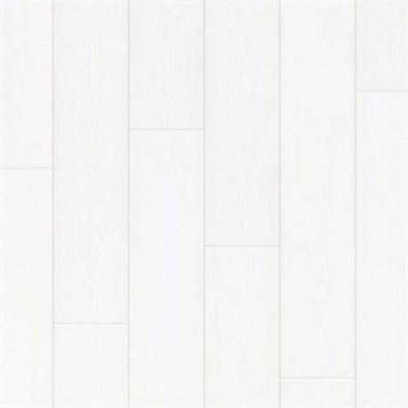 Panele podłogowe białe