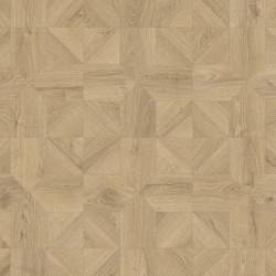 Panele podłogowe Impressive Patterns Dąb Królewski Naturalny IPA4142 AC4 8mm Quick-Step
