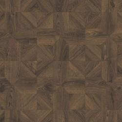 Panele podłogowe Impressive Patterns Dąb Królewski Ciemno-Brązowy IPA4145 AC4 8mm Quick-Step