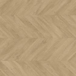 Panele podłogowe Impressive Patterns Dąb Chevron Średni IPA4160 AC4 8mm Quick-Step + podkład GRATIS