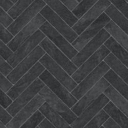 Panele podłogowe Stone Effects Negro Herringbone S180130 AC6 8mm Faus