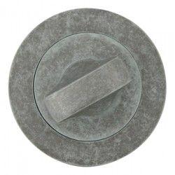 Rozeta okrągła blokada WC DOMINO 950 WC