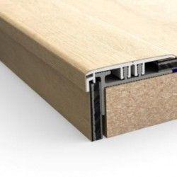 Profil aluminiowy Incizo do schodów Pergo NEVINCPBASE