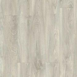 Panele winylowe Classic Plank Optimum Click Dąb Gładki Szary 3107-40036 AC5 4,5mm Pergo