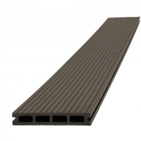 Deska tarasowa WPC Brownie WildWood 2400x150x25 mm
