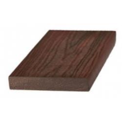 Płaskownik - listwa maskująca pod kolor deski tarasowej WPC Wild Wood
