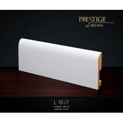 Listwa przypodłogowa MDF Prestige Decor L10/7