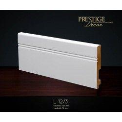 Listwa przypodłogowa MDF Prestige Decor L12/3