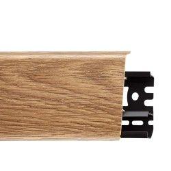 Listwa przypodłogowa PVC Arbiton INDO 12 Dąb Ciemny
