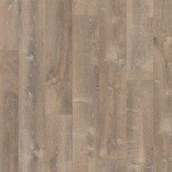 Panele winylowe Pulse Click Dąb Burza Piaskowa Brązowy PUCL40086 AC4 4,5mm Quick-Step
