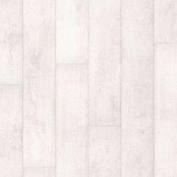 Panele podłogowe Classic Tek Biały Bielony CLM1290 AC4 8mm Quick-Step