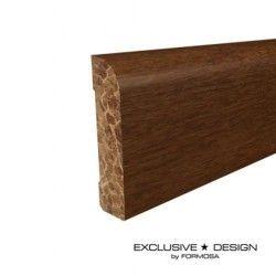 Listwa przypodłogowa Exclusive Design Bamboo H52 pod kolor podłogi bambusowej