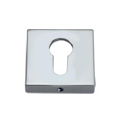 Szyld kwadratowy GAMET chrom - NA WKŁADKĘ - PLT-26J-Y-04-KW