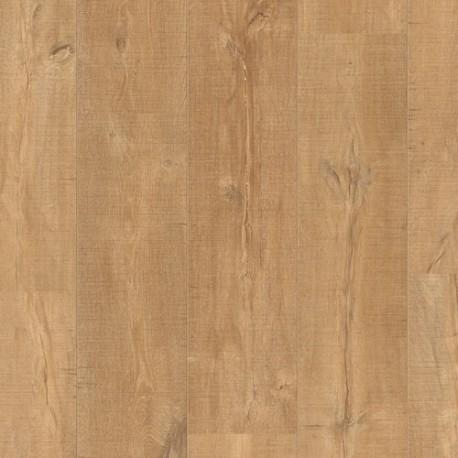 Panele podłogowe Eligna Wide Dąb Piłowany Naturalny Deska UW1548 AC4 8mm Quick-Step