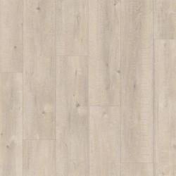 Panele podłogowe Impressive Dąb Ze Śladami Cięcia Piła Beżowy IM1857 AC4 8mm Quick-Step + podkład GRATIS