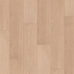 Panele podłogowe Impressive Dąb Biały Satynowy IM3105 AC4 8mm Quick-Step + podkład GRATIS