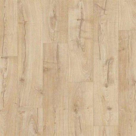 Panele podłogowe Impressive Dąb Klasyczny Beżowy IM1847 AC4 8mm Quick-Step