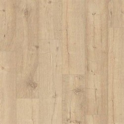 Panele podłogowe Impressive Dąb Piaskowany Naturalny IM1853 AC4 8mm Quick-Step + podkład GRATIS