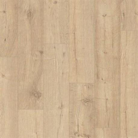 Panele podłogowe Impressive Dąb Piaskowany Naturalny IM1853 AC4 8mm Quick-Step