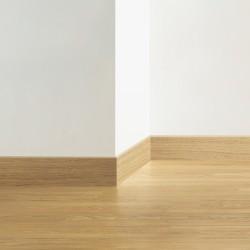 Listwa przypodłogowa parkietowa MDF Balterio pod kolor panela podłogowego 77 mm