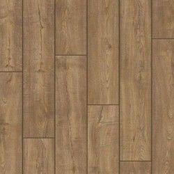 Panele podłogowe Impressive Dąb Skrobany Brązowy IM1850 AC4 8mm Quick-Step | PODKŁAD + WYSYŁKA GRATIS