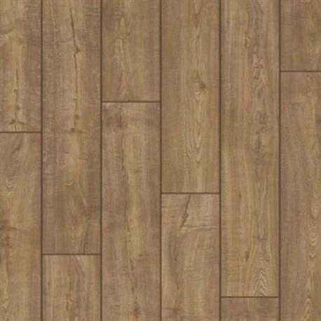 Panele podłogowe Impressive Dąb Skrobany Brązowy IM1850 AC4 8mm Quick-Step