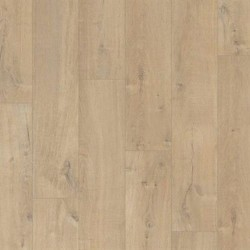 Panele podłogowe Impressive Dąb Spokojny IM1856 AC4 8mm Quick-Step + podkład GRATIS