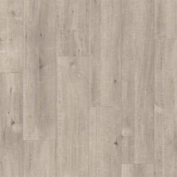 Panele podłogowe Impressive Dąb Ze Śladami Cięcia Piła Szary IM1858 AC4 8mm Quick-Step + podkład GRATIS