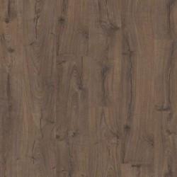 Panele podłogowe Impressive Dąb Klasyczny Brązowy IM1849 AC4 8mm Quick-Step + podkład GRATIS