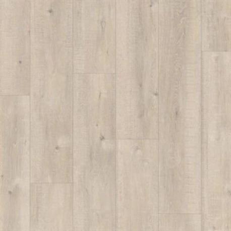 Panele podłogowe Impressive Ultra Dąb Ze Śladami Cięcia Piła Beżowy IMU1861 AC5 12mm Quick-Step