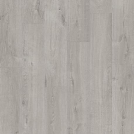 Panele winylowe Pulse Click Plus Dąb Bawełniany Zimno-Szary PUCP40201 AC5 4,5mm Quick-Step