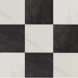Panele podłogowe Industry Tiles Chess Black S171992 AC6 8mm Faus + podkład GRATIS