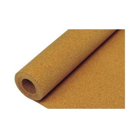 Podkład pod panele podłogowe, deski drewniane podkład korkowy gr. 2 mm