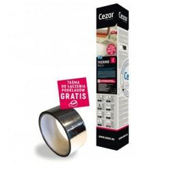 Podkład pod panele podłogowe Cezar Pro Thermo Max+ gr. 2 mm