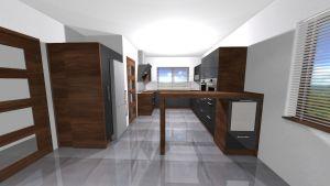 Projekty Kuchni